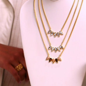 Daily Obsession: George & Laurel Mortimer Necklace Video