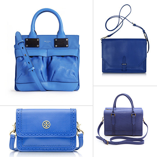 Pantone Loves Blue For Spring! Try the Trend With 19 Bright Bags