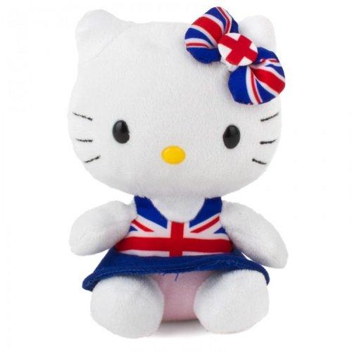Hello Kitty Beanie Union Jack Hello Kitty