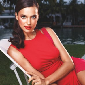 Irina Shayk as Global Beauty Ambassador For Avon