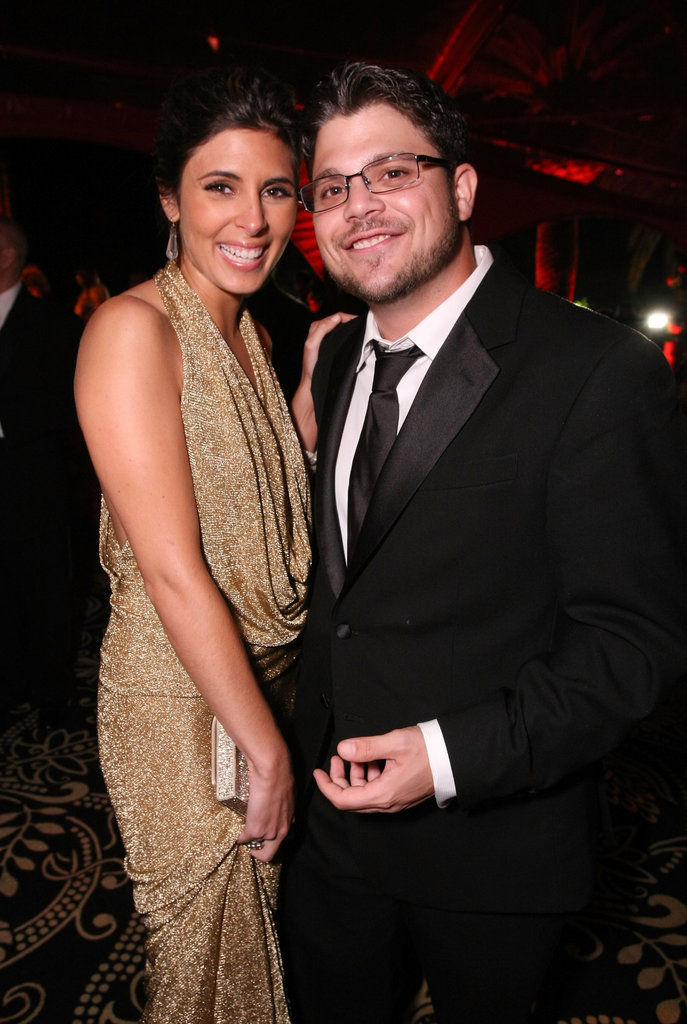 Jamie-Lynn Sigler and Jerry Ferrara