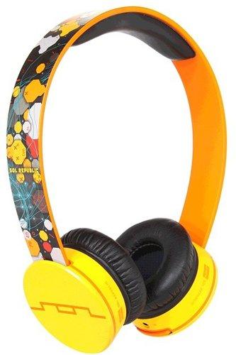 SOL Republic - Deadmau5 Tracks HD On-Ear Headphones (Deadmau5) - Electronics