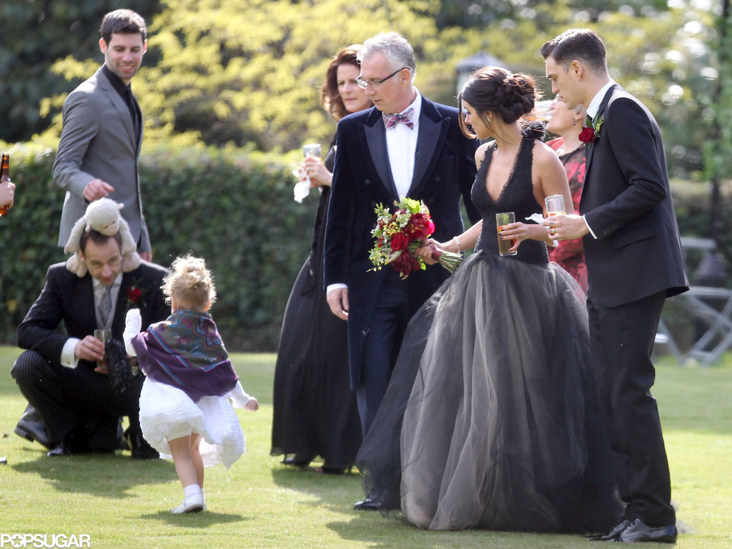 Shenae Grimes married Josh Beech.
