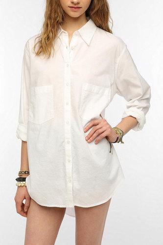 BDG Oversized Button-Down Shirt