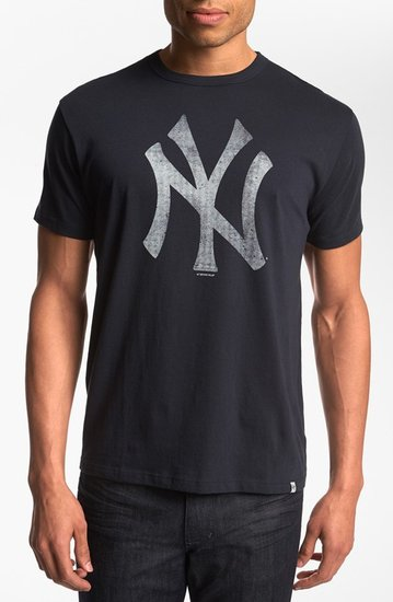 Banner 47 'New York Yankees - Flanker' T-Shirt