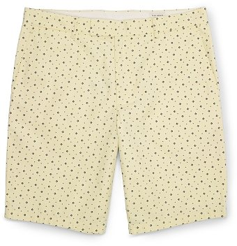 Maddox Diamond Printed Short