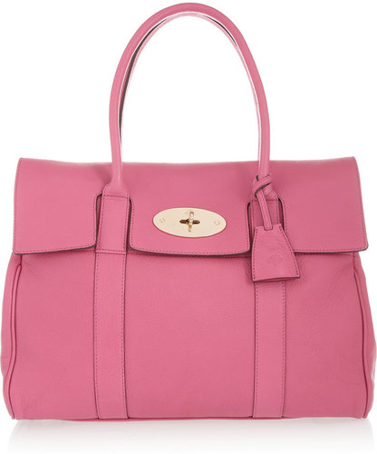 Mulberry The Bayswater leather bag