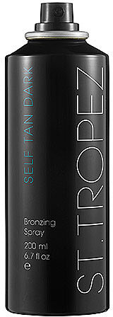 St. Tropez Tanning Essentials Self Tan Dark Bronzing Spray