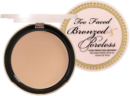 Too Faced Primed & Poreless Pore Perfecting Bronzer 0.35 oz