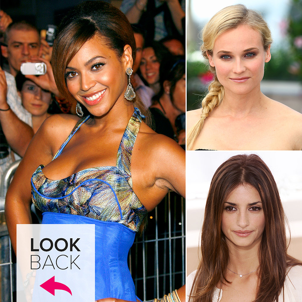 50 Years of Cannes Red Carpet Beauty