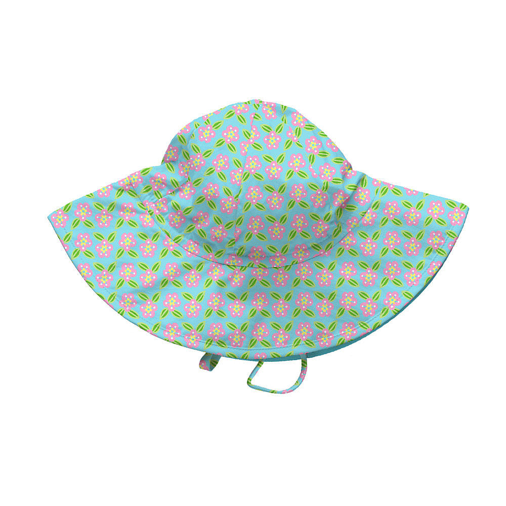 iPlay's oversize floppy floral hat ($8) features the added bonus of UPF protection, making it a no-brainer for sunny beach days.
