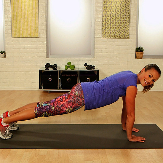How to Do a Push-Up Walk | Video