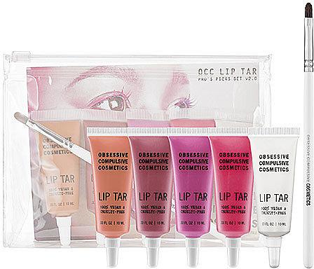 Obsessive Compulsive Cosmetics Pro's Picks Lip Tar Set v2.0