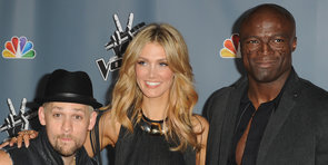 Tension Between Delta Goodrem and Seal Apparent on The Voice