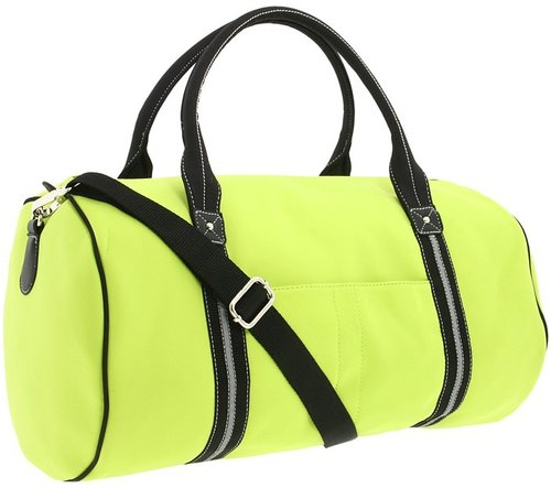 TYLER RODAN - Laguna Duffel (Neon Green) - Bags and Luggage
