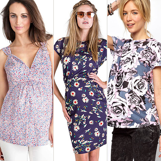Spring Flowers Are Here! Fun Floral Finds For Moms-to-Be