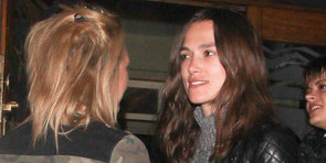 Check Out Keira Knightley's Mis-Matched Wedding Ring