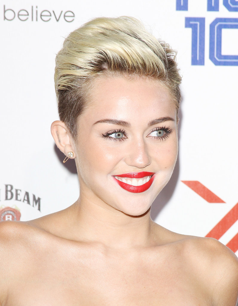The Ring's Back On! Miley Cyrus Puts the Breakup Rumours to Rest
