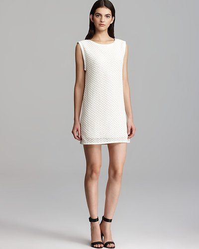 Tibi Easy Dress - Crochet