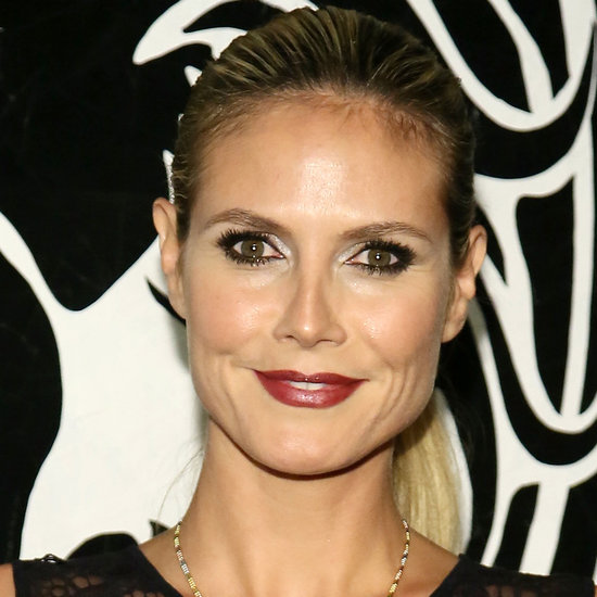 Celebrity Hair Photos | Versus Versace Launch 2013