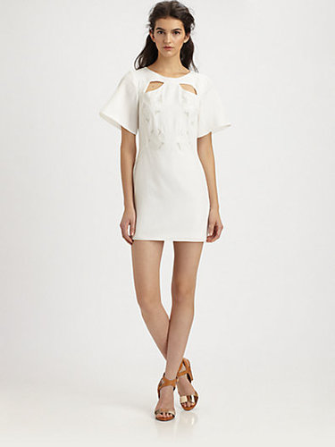 Rebecca Minkoff Riley Cutout Dress