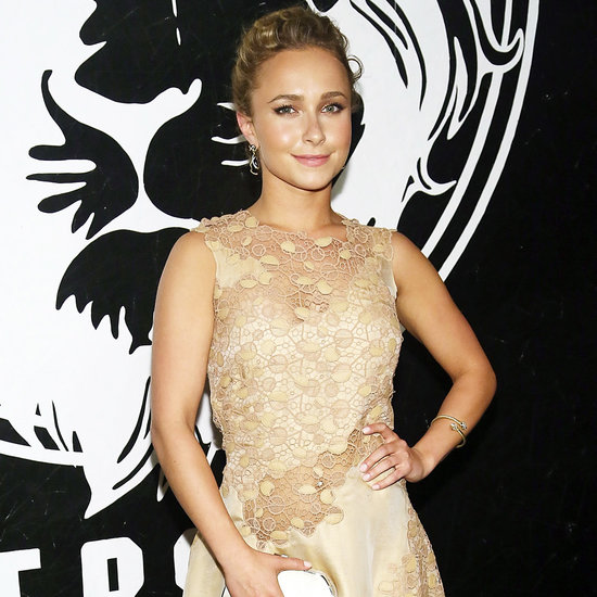 Hayden Panettiere at Versus Versace Party | Pictures
