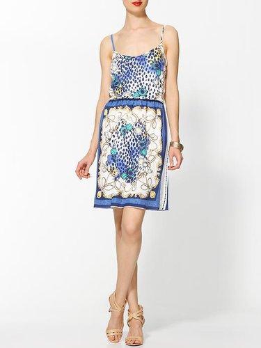 Ark & Co. Scarf Print Dress