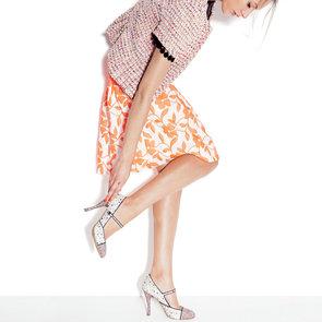 J.Crew and CFDA Vogue Fashion Fund Collaboration 2013