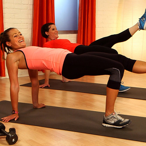 10-Minute Full-Body Bikini Workout