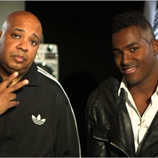 Rev Run and DJ Ruckus Cannes Interview | Video
