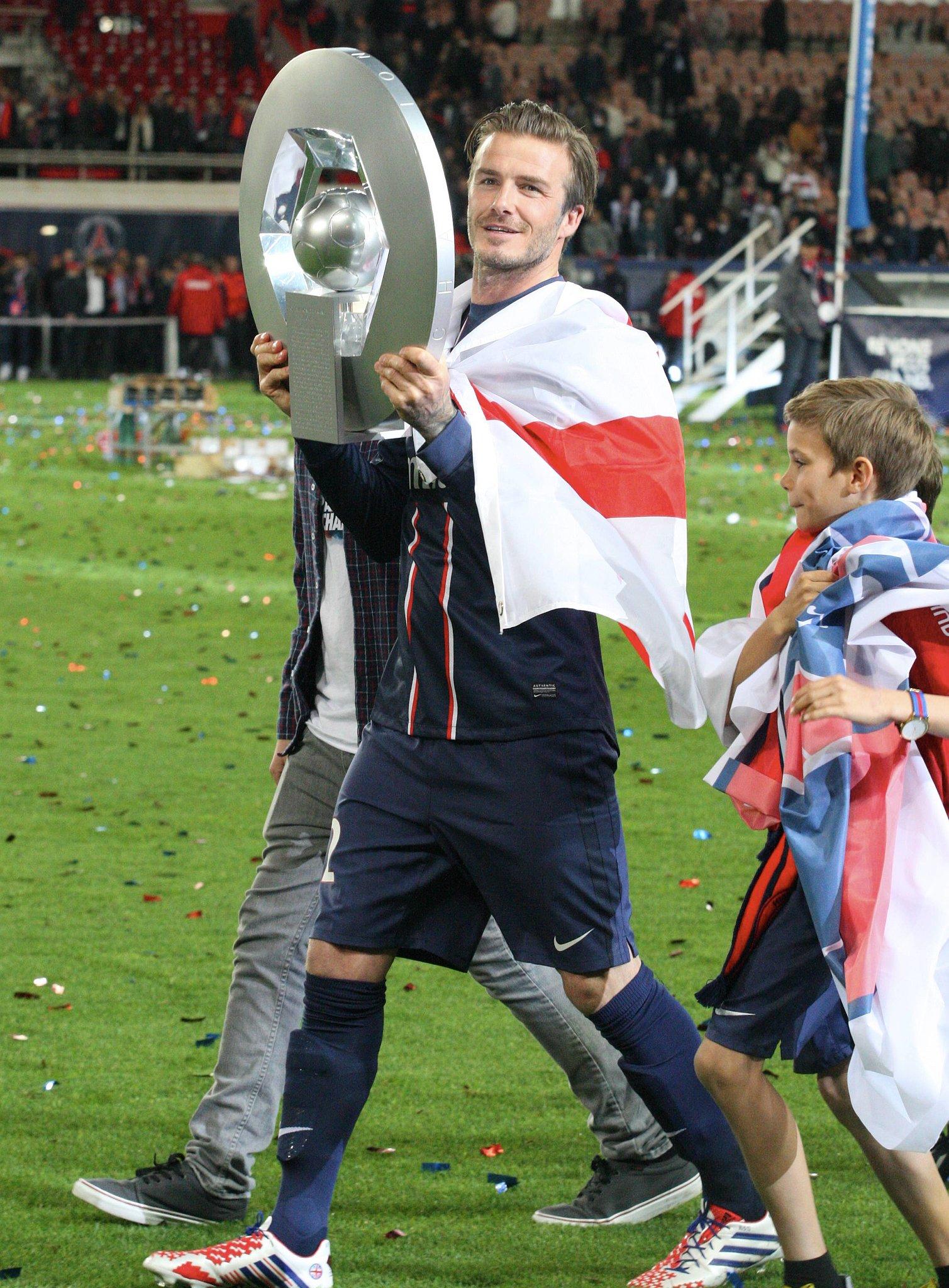 See David Beckham's Emotional Final Home Game!