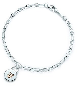 Tiffany Locks round lock bracelet