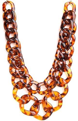 Tortoise Link Collar