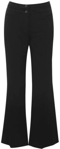 Bootcut trouser regular length