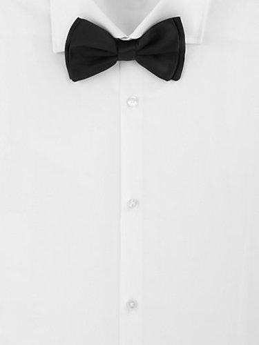 BOSS Black Silk Bow Tie