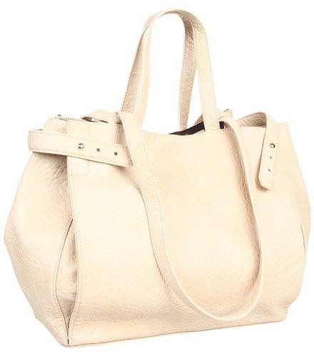 BCBGeneration - Tabitha Shopper Tote (Bone) - Bags and Luggage