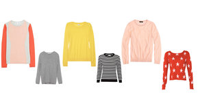 The Essential Wardrobe: 10 of the Best Cashmere Crew Knits