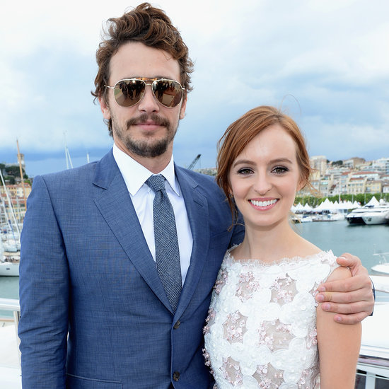 James Franco Hosts Cannes Party for Ahna O'Reilly | Pictures