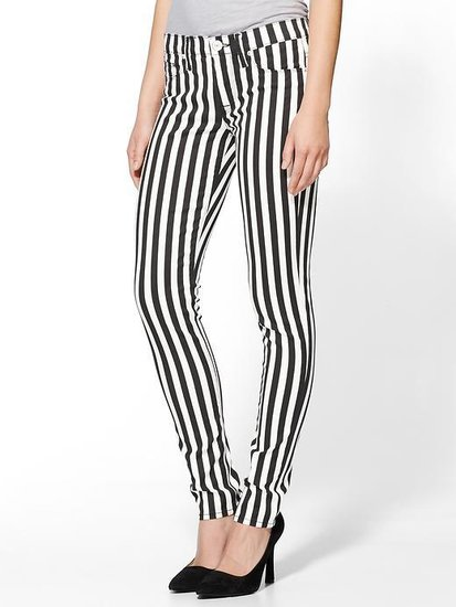 Hudson Jeans Digital Stripes Jean
