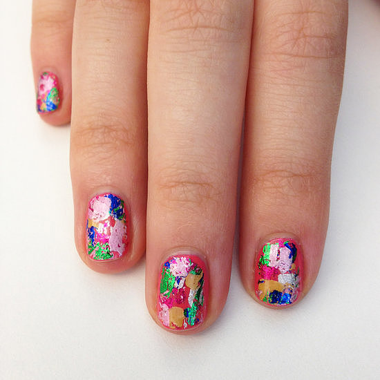 Simple Nail Art Designs Gallery: Easy Nail Art Designs