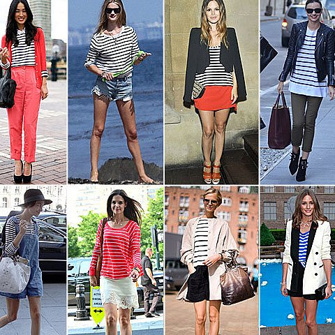Striped T-Shirt Styling and Inspiration