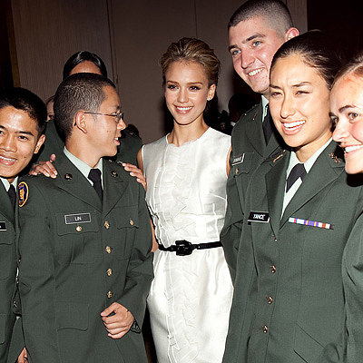 Celebrities With Army Parents