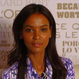 L'Oreal Ambassador Liya Kebede On Red Carpet Routine