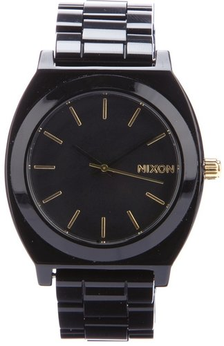 Nixon 'The Time Teller' watch