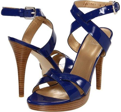 Stuart Weitzman - Gothru (Black Patent) - Footwear