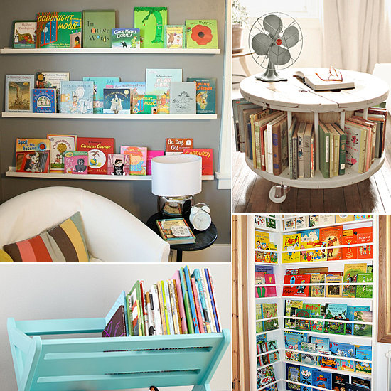 Toddler Book Storage Ideas: Storage Solutions For Kids' Books