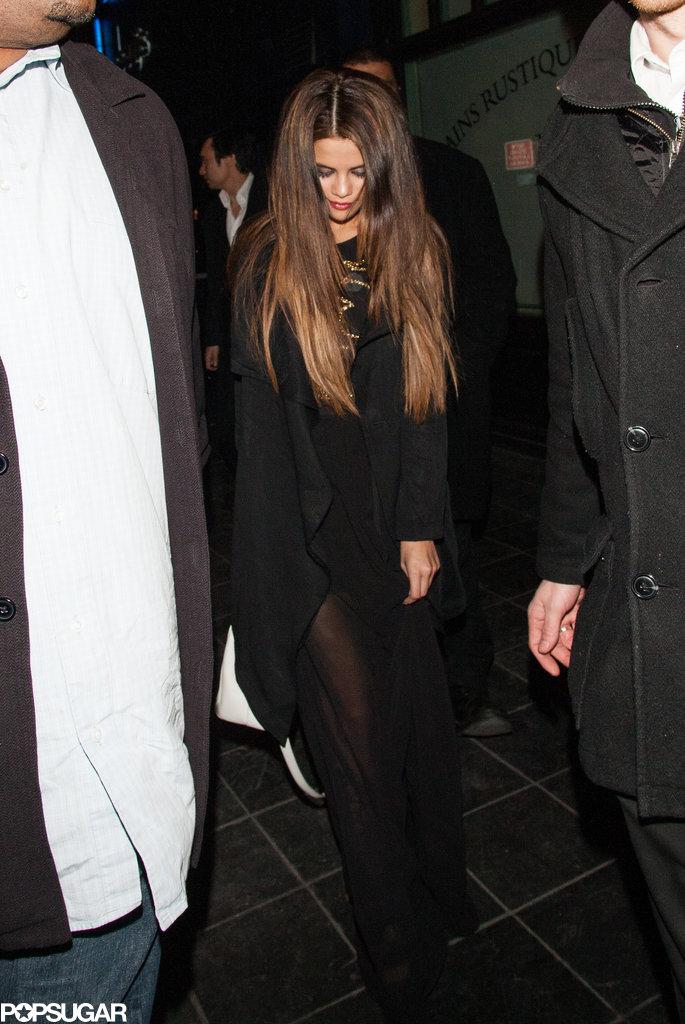 Selena Gomez and Jaden Smith Join a Mini Fresh Prince Reunion