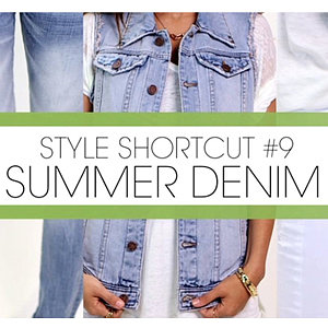 Summer Denim Trend | Piperlime