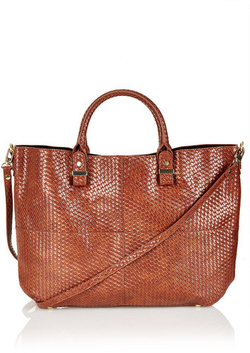 Woven Lady Tote Bag