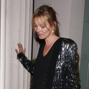 Kate Moss Out in London   Photos